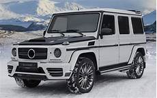Mansory S Mercedes G Class Mods Are More Mild Than