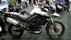 tiger 800 xc 2013 triumph tiger 800 xc walkaround 2013 montreal motorcycle show