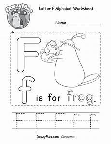 letter f worksheets 23099 letter f alphabet activity worksheet doozy moo
