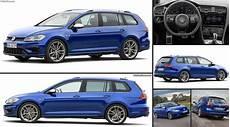 Volkswagen Golf R Variant 2017 Pictures Information
