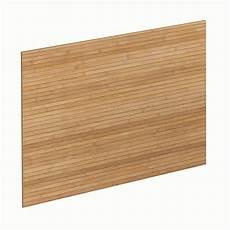 panneau bois bambou panneau bambou spaceo leroy merlin