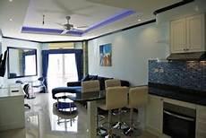 Mietwohnung In Thailand - jomtien condominium 2 zimmer wohnung mit meerblick
