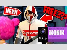 NEW! How to get the SUPREME iKONIK Skin for FREE (PS4/XBOX