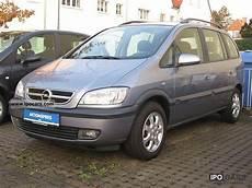 Opel Zafira 7 Sitzer - 2003 opel zafira 1 8 automatic climate 7 seater