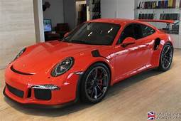 Used 2016 Porsche 911 GT3 RS For Sale Special Pricing