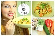 Curry Reis Pfanne - curry reis pfanne asiatisch easy frisch lecker