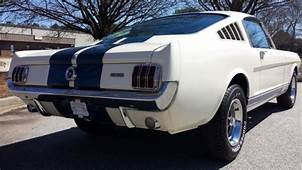 1965 FORD MUSTANG SHELBY GT350 CLONE 4 SPEED For Sale