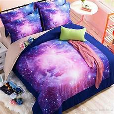colour stars galaxy 3d bedding sets universe outer