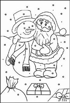 gratis ausmalbilder weihnachten ausmalbilder