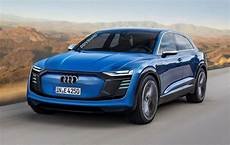 Audi Confirms It Will Start The E Sportback Ev