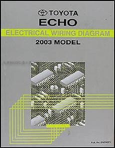 vehicle repair manual 2003 toyota echo engine control 2003 toyota echo repair shop manual original