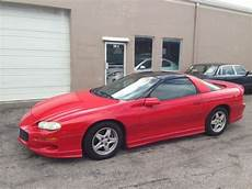 auto air conditioning repair 1998 chevrolet camaro transmission control find used 1998 chevy camaro rs low miles clean carfax t tops leather garage kept pristine in