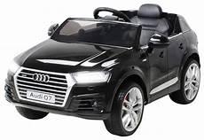 kinder elektroauto audi q7 4m suv kinderauto real