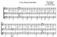 irische lieder werner falley noten zum