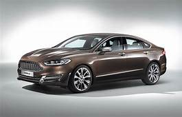 2020 Ford Mondeo Vignale New Release  Car