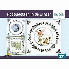 hobbydols 231 hobbydotten in de winter by aline kreatief
