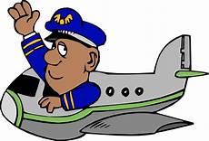 21 Gambar Kartun Pilot Pesawat Kumpulan Kartun Hd