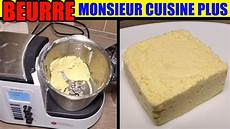 recette beurre monsieur cuisine edition plus lidl