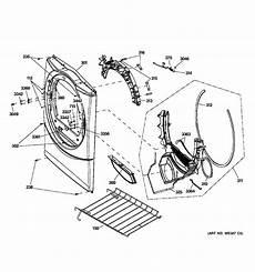 ge model gfdn240el1ww residential dryer genuine parts