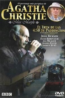 libro 4 50 from paddington miss pel 237 cula miss marple el tren de las 4 50 de paddington 1987 4 50 from paddington