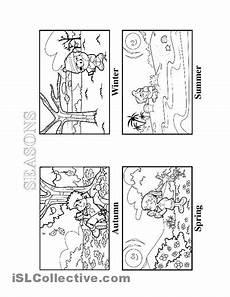 seasons worksheet for kindergarten 14884 seasons inglese