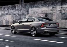 volvo s60 2019 2019 volvo s60 revealed topped by t8 polestar engineered