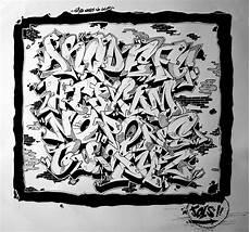 Graffiti Malvorlagen Lengkap Kumpulan Gambar Grafiti Huruf Sobgrafiti