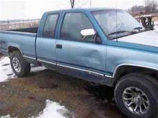 how cars engines work 1992 chevrolet g series g30 electronic toll collection find used 1992 chevrolet k1500 silverado extended cab pickup 2 door 5 7l in merrill michigan