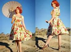 rockabilly kleider im stil der 50er jahre