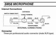 sm58 schematic shure sm58 wiring diagram free wiring diagram collection