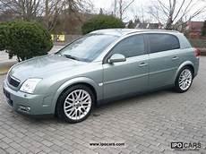 2004 opel signum 1 9 cdti sport equipment car