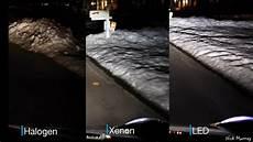 Xenon Vs Led Vs Halogen Headlights Comparison Which Is