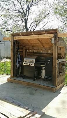 grill überdachung selber bauen bbq hut outdoor ideas in 2019 bbq hut bbq shed diy