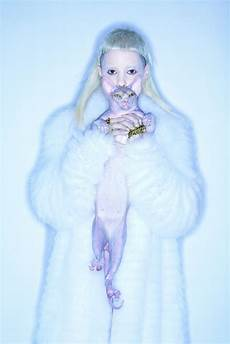 Finks Undying by Yolandi And Cat K I T T Y Die Antwoord Yolandi