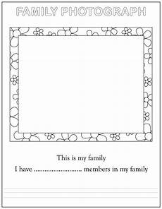 8 best images of all about me and my family worksheets my family members worksheets all about