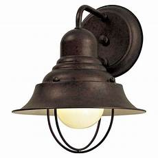 outdoor wall light in bronze finish 71167 91 destination lighting