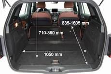 kofferraum b klasse adac auto test mercedes b 180 style