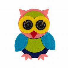 felt applique patterns owl felt applique pink discount designer fabric fabric