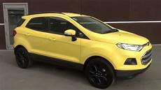 ford ecosport trend ford ecosport trend 2014