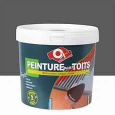 peinture imperméable douche peinture toiture ext 233 rieur acrytol oxytol ardoise 10 l