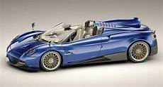 This Is The New Pagani Huayra Roadster In All Its Open Top