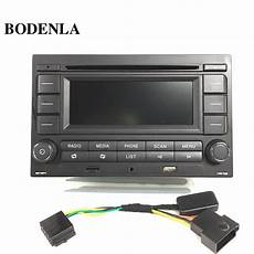 bodenla car radio rcn210 cd player usb mp3 aux bluetooth