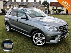 Used 2013 Mercedes M Class Ml350 Bluetec Amg Sport For