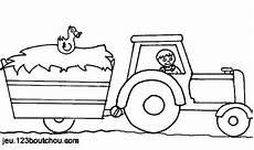 Comment Dessiner Un Tracteur