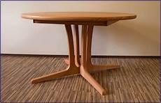 runder tisch ausziehbar esstisch rund ausziehbar 90 cm hauptdesign