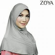35 Terbaik Untuk Jilbab Instan Kerudung Zoya The