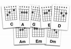accordi chitarra lettere printable guitar teaching resources blank necks chords etc