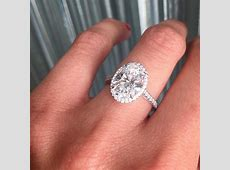Tiffany Soleste Oval Engagement Ring   Wedding jewelry