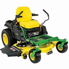 2016 deere z535r zero turn mower