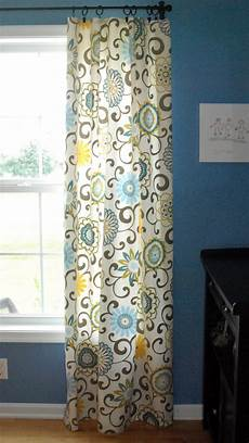 diy no sew curtains for easy room makeovers it forward